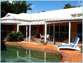 Tropical Escape Bed  Breakfast - Geraldton Accommodation