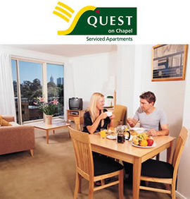 Quest On Chapel - Geraldton Accommodation