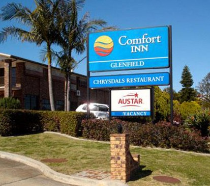 Comfort Inn Glenfield - Geraldton Accommodation