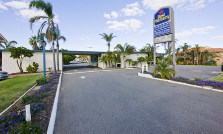 Best Western Hospitality Inn Geraldton - Geraldton Accommodation