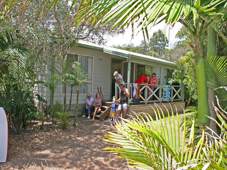 One Mile Beach Holiday Park - Geraldton Accommodation