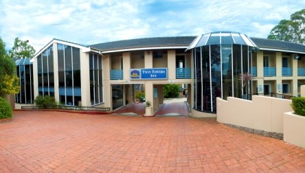 Best Western Twin Towers Inn - Geraldton Accommodation