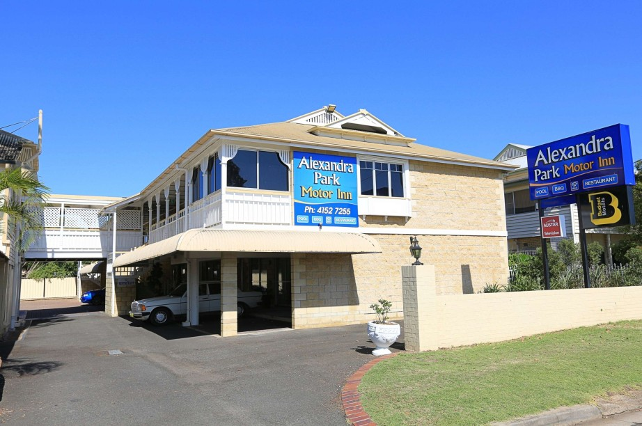 Alexandra Park Motor Inn - Geraldton Accommodation