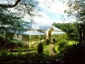 The Falls Rainforest Cottages - Geraldton Accommodation