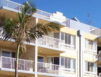 Mainsail Holiday Apartments - Geraldton Accommodation