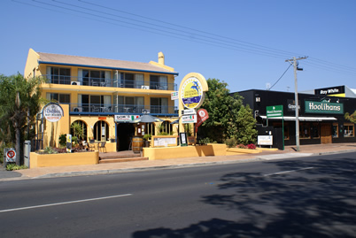 Delfinos Bay Resort - Geraldton Accommodation