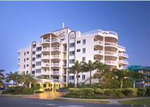 Beachside Resort kawana Waters - Geraldton Accommodation