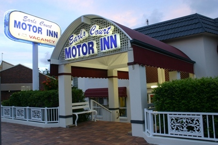 Earls Court Motor Inn - Geraldton Accommodation