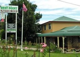 Rest Point Motel - Geraldton Accommodation