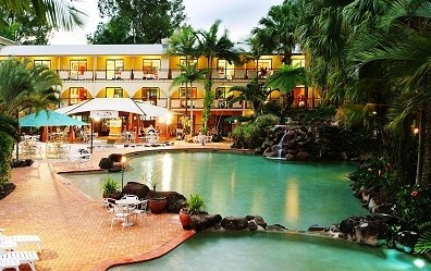 Palm Royale Cairns - Geraldton Accommodation