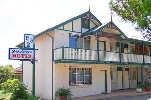 3 Explorers Motel - Geraldton Accommodation