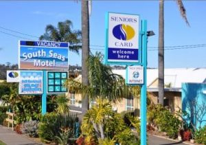 South Seas Motel - Geraldton Accommodation