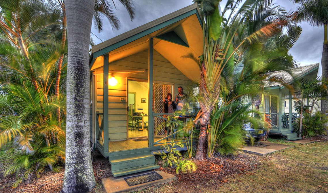 Harbour View Tourist Park - Geraldton Accommodation