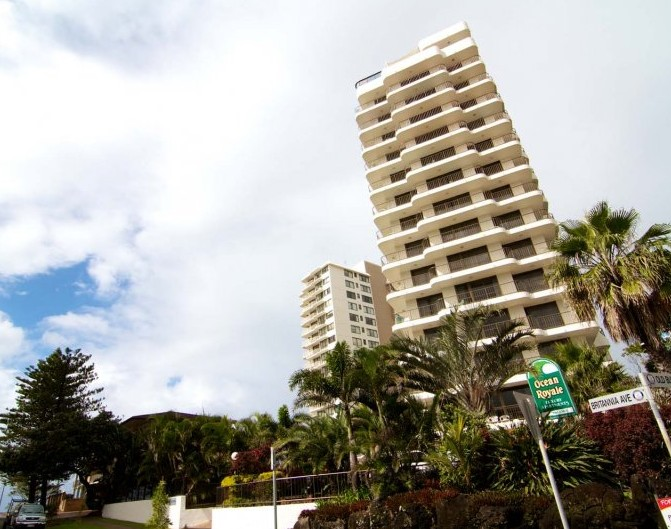 Ocean Royale Apartments - Geraldton Accommodation