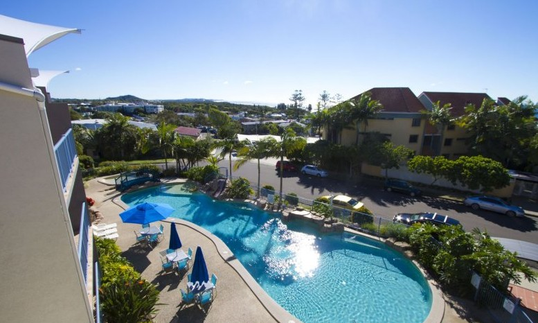 Endless Summer Resort - Geraldton Accommodation