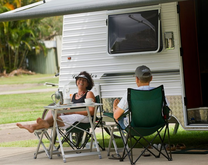 Coolum Beach Holiday Park - Geraldton Accommodation