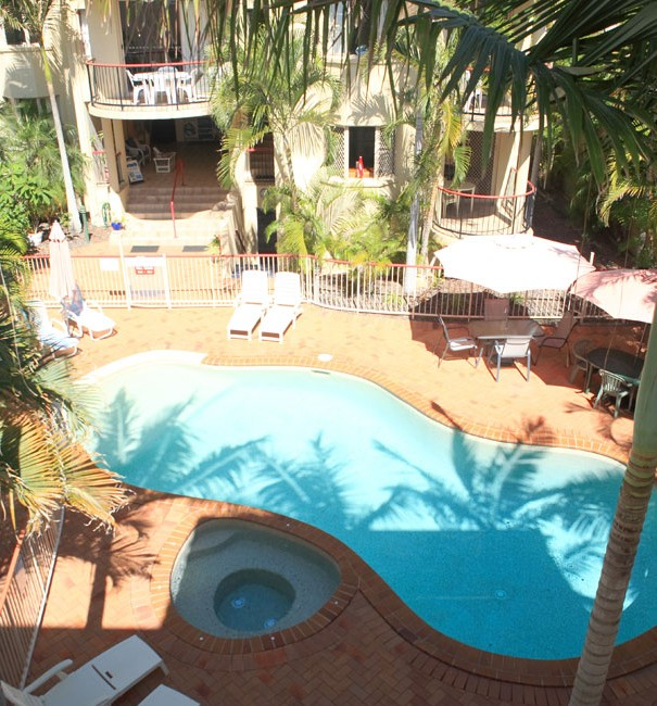Santalina on Hervey Bay - Geraldton Accommodation