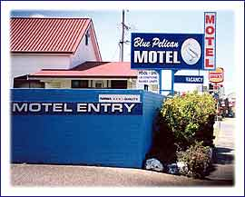 Blue Pelican Motor Inn - Geraldton Accommodation
