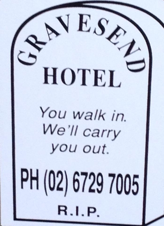 Gravesend Hotel - Geraldton Accommodation