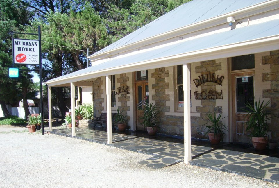 Mount Bryan Hotel - Geraldton Accommodation