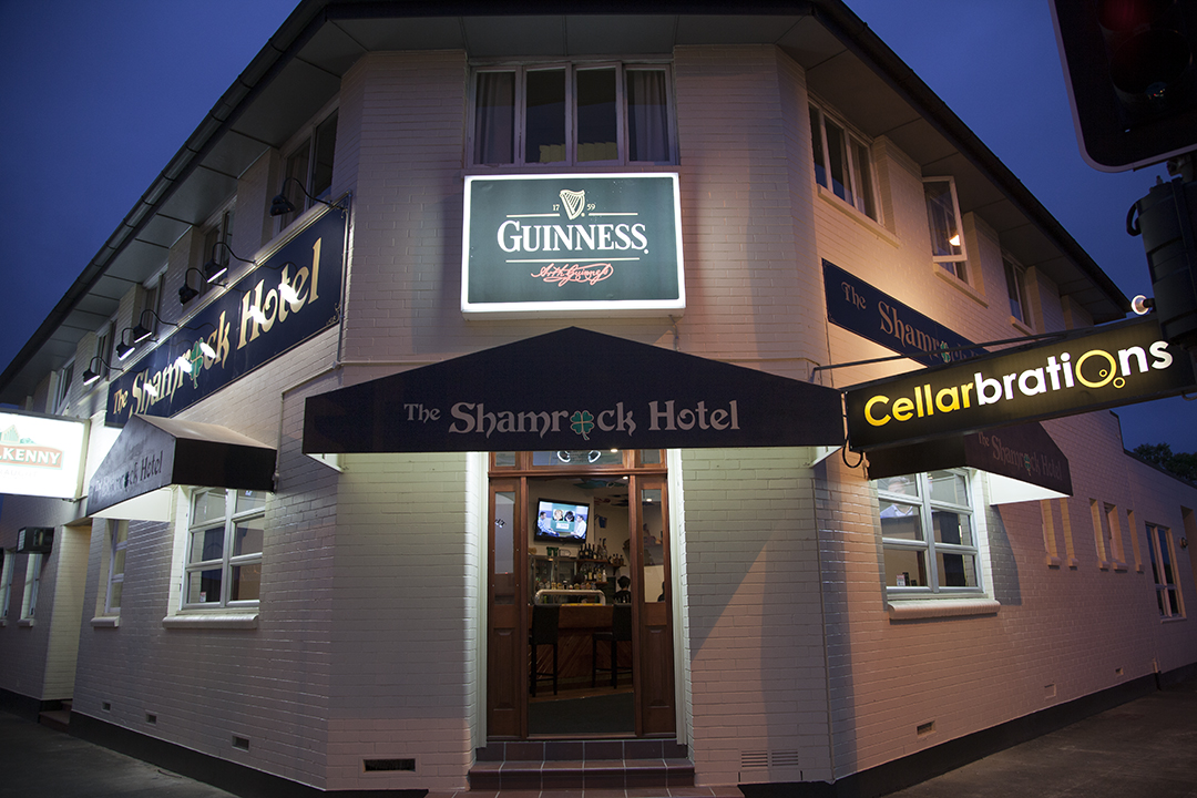 Shamrock Hotel - Geraldton Accommodation