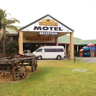 Sundowner Hotel - Geraldton Accommodation