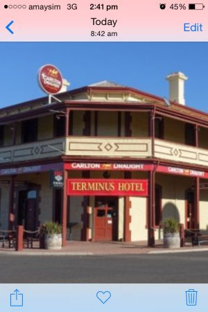 The Terminus Hotel Motel - Geraldton Accommodation