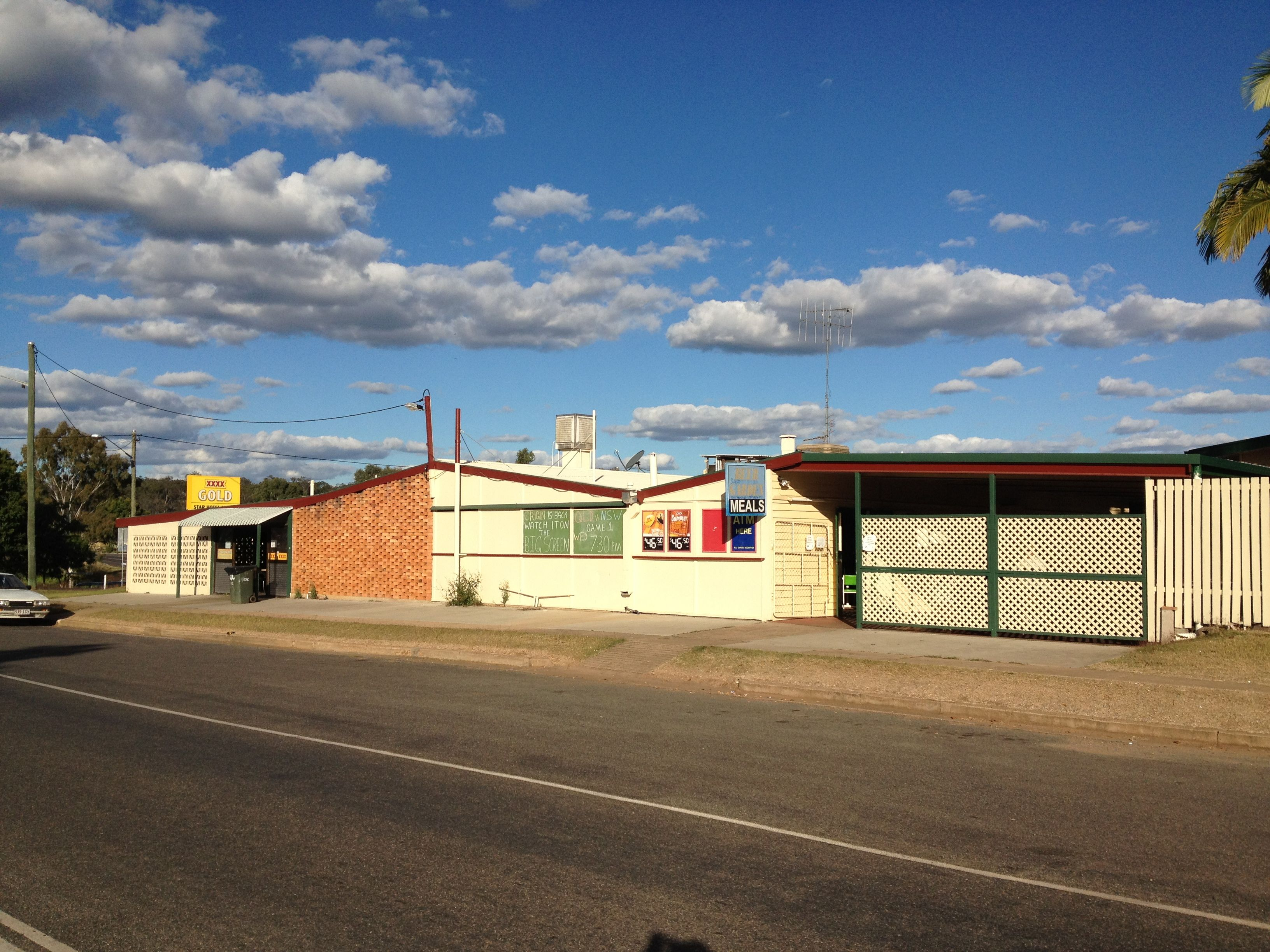 Star Hotel Motel - Geraldton Accommodation