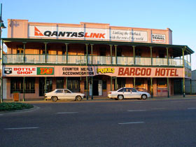 Barcoo Hotel - Geraldton Accommodation