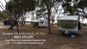 Discovery Lagoon  Caravan  Camping Grounds - Geraldton Accommodation