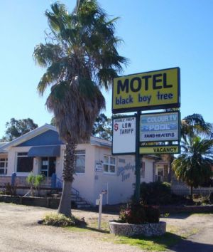 Blackboy Tree Motel - Geraldton Accommodation