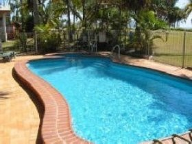 Kinka Palms Beach Front Apartments/Motel - Geraldton Accommodation