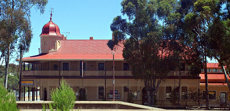 Peterborough Railway Hotel - Geraldton Accommodation
