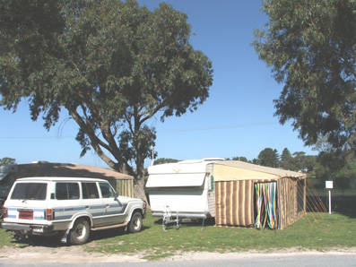 Waterloo Bay Tourist Park - Geraldton Accommodation
