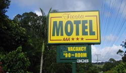 Fiesta Motel - Geraldton Accommodation