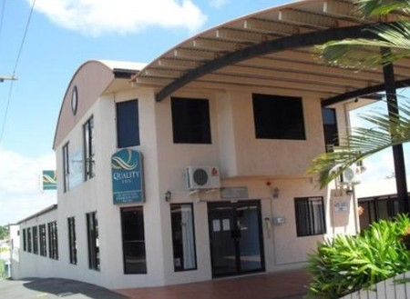 Quality Inn Harbour City - Geraldton Accommodation