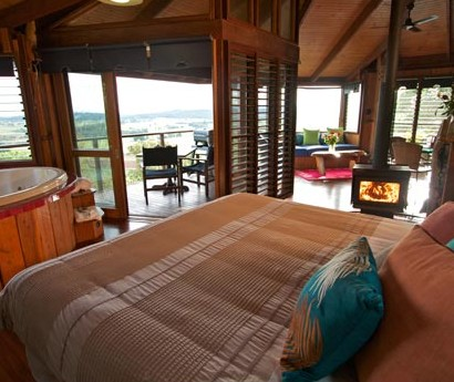Mt Quincan Crater Retreat - Geraldton Accommodation
