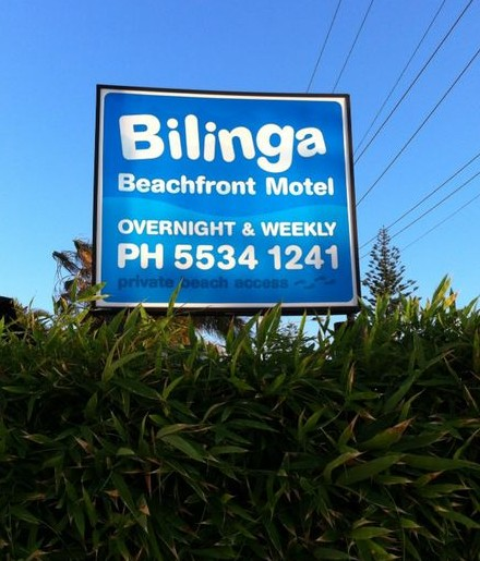 Bilinga Beach Motel - Geraldton Accommodation
