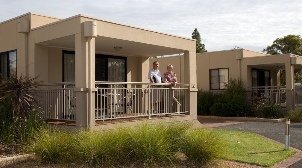 Berri Riverside Caravan Park - Geraldton Accommodation