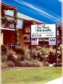 The Vines - Geraldton Accommodation