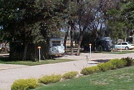 Paringa Caravan Park - Geraldton Accommodation