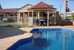 Roma Mid Town Motor Inn - Geraldton Accommodation