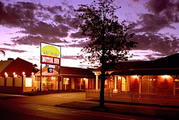 Dalby Mid Town Motor Inn - Geraldton Accommodation