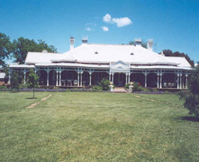 Coombing Park Homestead - Geraldton Accommodation