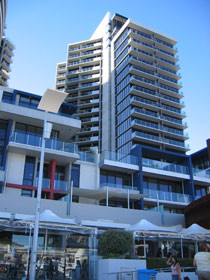 Harbour Escape Apartments - Geraldton Accommodation