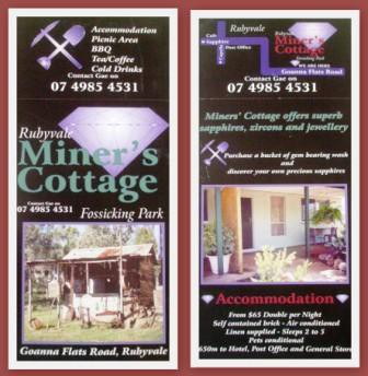 Miner's Cottage - Geraldton Accommodation