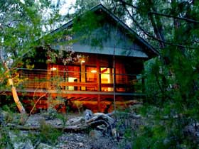 Girraween Environmental Lodge Ltd - Geraldton Accommodation