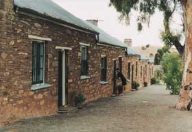 Burra Heritage Cottages - Tivers Row - Geraldton Accommodation