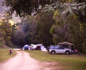 Mt Warning Holiday Park - Geraldton Accommodation