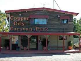 Discovery Holiday Parks - Mt Isa - Geraldton Accommodation